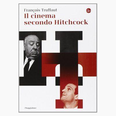 """La copertina del libro """"Il cinema secondo Hitchcock"""" di François Truffaut (ilSaggiatore)"""
