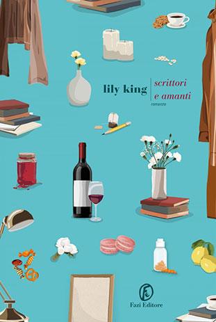 """La copertina del libro """"Scrittori e amanti"""" di Lily King (Fazi Editore)"""