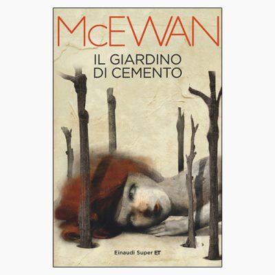 """La copertina del libro """"Il giardino di cemento"""" di Ian McEwan (Einaudi)"""