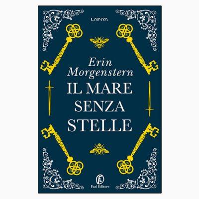 """La copertina del libro """"Il mare senza stelle"""" di Erin Morgenstern (Fazi Editore)"""