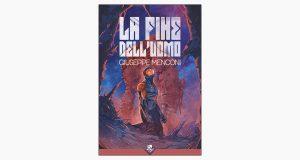"""La copertina del libro """"Le figlie del dragone"""" di Giuseppe Menconi (Acheron Books)"""