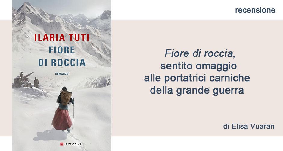 """""""FIORE DI ROCCIA"""", SENTITO OMAGGIO ALLE PORTATRICI CARNICHE DELLA GRANDE GUERRA"""