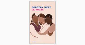 """La copertina del libro """"Le nozze"""" di Dorothy West (Mondadori)"""