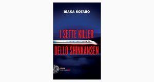 "La copertina del libro ""I sette killer dello Shinkansen"" di Isaka Kotaro (Einaudi)"